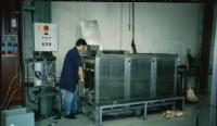 Montaggio e collaudo impianti di lavaggio a ultrasuoni