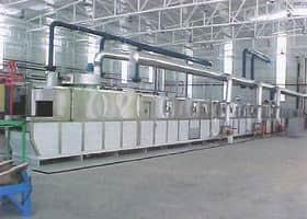 grandi impianti di lavaggio