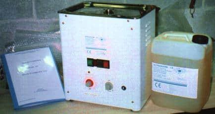 lavaggio ultrasonoro
