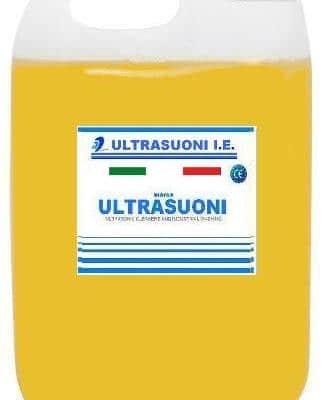 detergente ultrasuoni