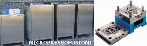 Pulizia e manutenzione stampi per alluminio e zama
