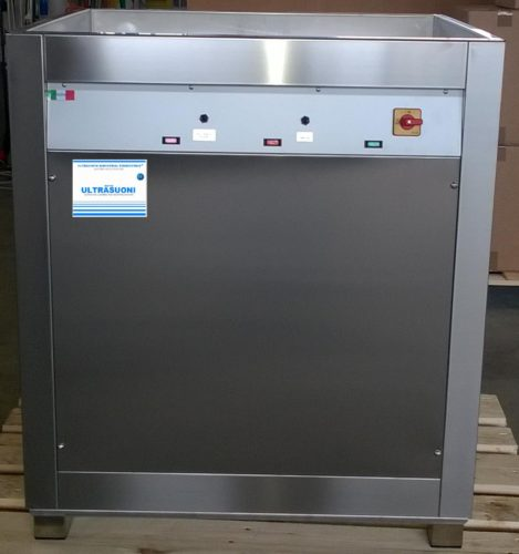pulitrici ultrasuoni per superfici e metalli