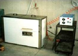 Lavaggio motori a ultrasuoni