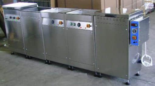 Impianti di lavaggio modulare ultrasuoni ie