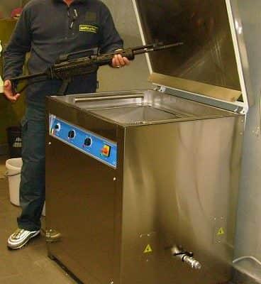 lavatrici ultrasuoni per metalli