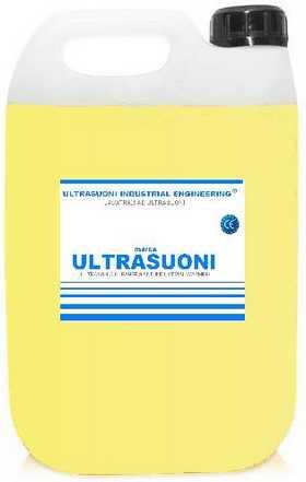 Detergenti professionali per lavare con gli ultrasuoni