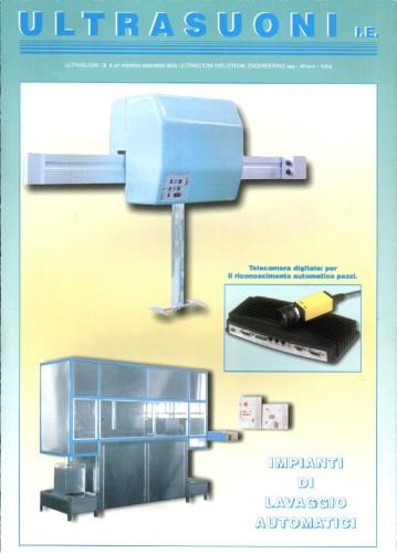 Impianti di lavaggio automatico
