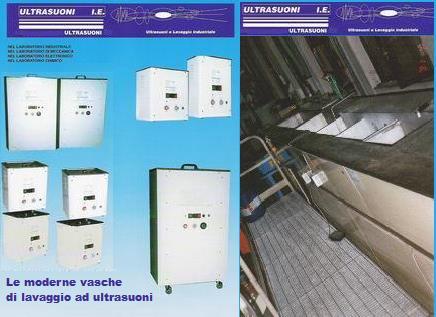 Vasca Da Bagno Con Ultrasuoni : Applicazioni di lavaggio ad ultrasuoni